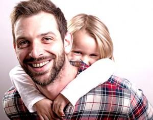 変人パパならでは 子供との遊び方 笑わせ方