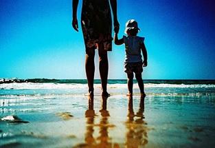 1歳~5歳 子供のプール 海の克服方法 怖がる娘が海に入るまでの記録
