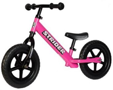ストライダー へんしんバイク 乗りこなす子の特徴 スピードへの恐怖心 バランス感覚