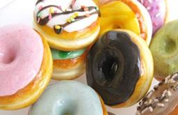 粘土遊びにハマったママの作品集 愛しお菓子たち