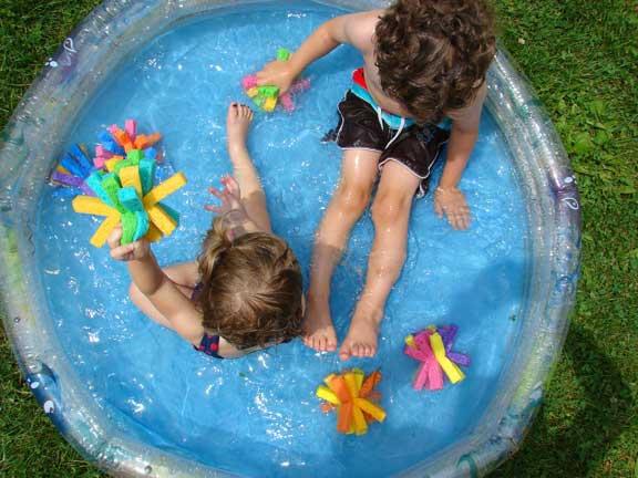 子供と夏の過ごし方 時間潰しアイテムや赤ちゃん連れでの遊び方総まとめ