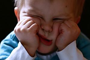 イヤイヤ期 ギャン泣きしてるのに笑い出す息子を見てわかったこと
