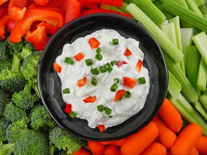 これで子供は野菜を食べる 付けるレシピ ディップの工夫 朴葉味噌 抹茶塩など