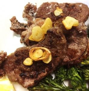 シカ肉を食す!絶品シカ肉のオリーブオイル焼き ジビエ肉の美味しさに泣きそうになる